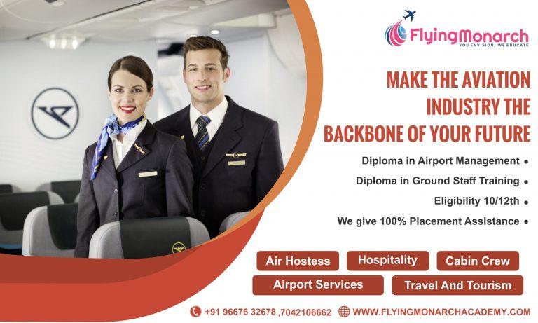 Best Air Hostess Training in Delhi
